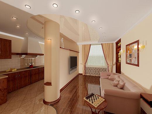 Ремонт двухкомнатной квартиры в Минске